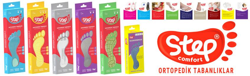 Step Comfort Ürünleri