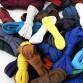 Karışık Renk Yassı Tres Converse Ayakkabı Bağı 120 Cm 72 Çift