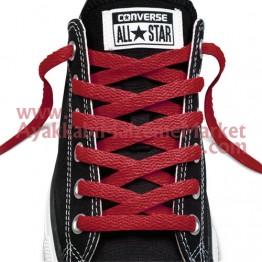 Dar Dokuma Ayakkabı Bağı 120 Cm 72 Çift
