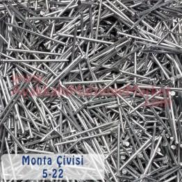 Monta Çivisi 2,5 Kg