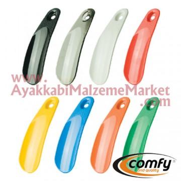 Plastik Ayakkabı Çekeceği - 12 Cm (300 Adet / Paket)
