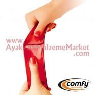 Plastik Ayakkabı Çekeceği - 65 Cm (160 Adet / Torba)