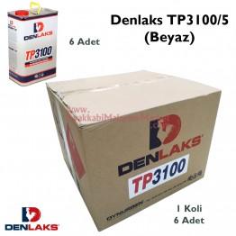 Denlaks TP3100/5 Beyaz Yapıştırıcı (6 Adet / Koli)