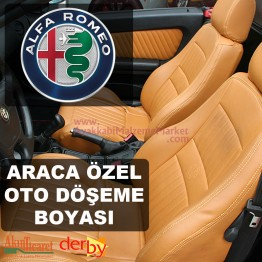 ALFA ROMEO Oto Deri Döşeme Boya Seti - Özel Renk - 1 Lt - 6 Parça (DERBY)