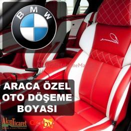 BMW Oto Deri Döşeme Boya Seti - Özel Renk - 1 Lt - 6 Parça (DERBY)