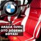 BMW Oto Deri Döşeme Boya Seti - Özel Renk - 1 Kg - 6 Parça (DERBY)