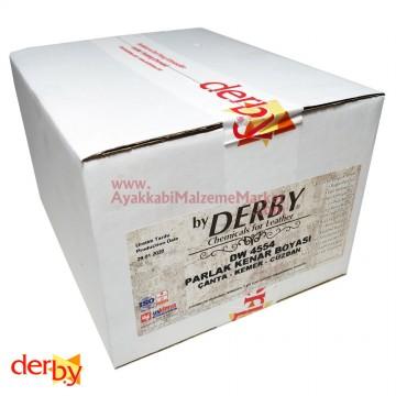 Derby DW 4554 Kemer Kenar Boyası - Klasik Parlak 100 ml (12 Adet / Düzine)