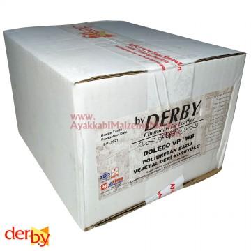 Derby Doledo VP / WB - Poliüretan Bazlı Vejital Deri Koruyucu 100 ml (12 Adet / Kutu)