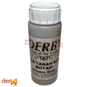 Derby Mantar Taban Koruma Boyası 100 ml - Naturel (12 Adet)