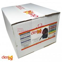 Derby Special Su Bazlı Deri Mont Boyası 100 ml (12 Adet / Düzine)