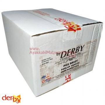 Derby PGS Brigt - Parlak Vejital Deri Koruyucu 100 ml (12 Adet / Kutu)