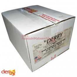 Derby Beyaz Spor Ayakkabı Taban Boyası 100 ml (12 Adet)