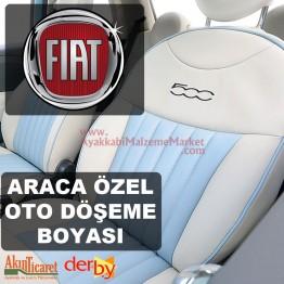 FIAT Oto Deri Döşeme Boya Seti - Özel Renk - 1 Lt - 6 Parça (DERBY)