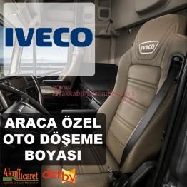IVECO Oto Deri Döşeme Boya Seti - Özel Renk - 1 Lt - 6 Parça (DERBY)