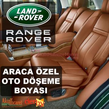 LAND ROVER / RANGE ROVER Oto Deri Döşeme Boya Seti - Özel Renk - 1 Lt - 6 Parça (DERBY)