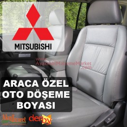 MITSUBISHI Oto Deri Döşeme Boya Seti - Özel Renk - 1 Lt - 6 Parça (DERBY)