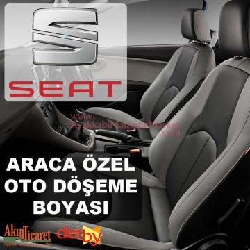 SEAT Oto Deri Döşeme Boya Seti - Özel Renk - 1 Lt - 6 Parça (DERBY)