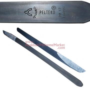 Pelteko Kalfa Bıçağı - Falçata - No: 17 (Sol El)