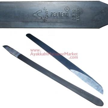Pelteko Kalfa Bıçağı - Falçata - No: 18 (Sağ El)