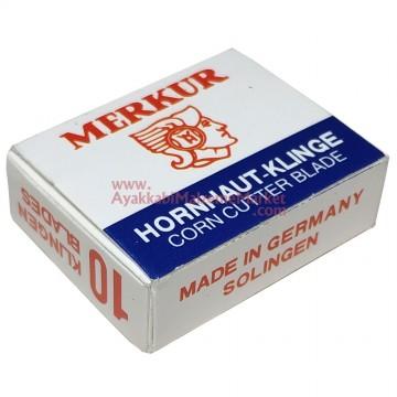 Merkur - Solingen Deri Raspası Yedek Jileti - 1 Paket