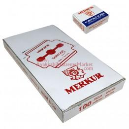 Merkur - Solingen Deri Raspası Yedek Jileti - 10 Paket