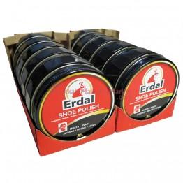 Erdal Ayakkabı Cilası 75 ml Siyah (10 Adet / Paket)