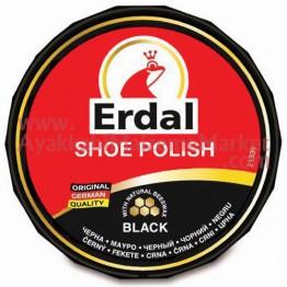 Erdal Ayakkabı Cilası 75 ml Siyah