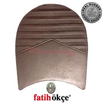 Fatih 105 Ökçe Lastiği Kahverengi (1 Düzine)