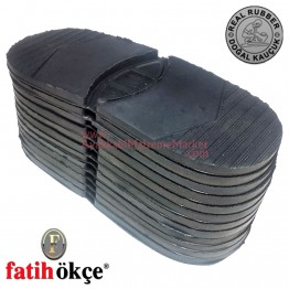 Fatih 105 Ökçe Lastiği Siyah (1 Düzine)
