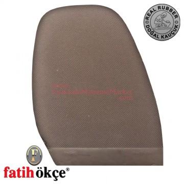 Fatih 241 Pençe Lastiği - Kahverengi (1 Çift)