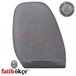 Fatih 241 Pençe Lastiği - Siyah (10 Çift / Paket)