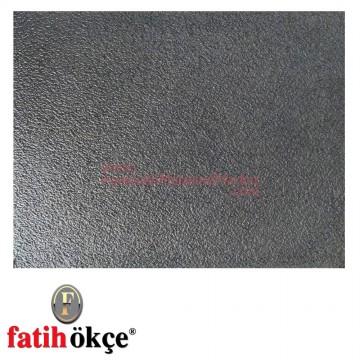 Fatih 267 Plaka Pütürlü Plaka - Siyah