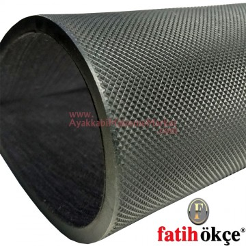 Fatih 4300 Zenne Kapaklık Yumuşak Plaka 6mm Siyah