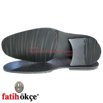 Fatih Fiyapalı Taban 835 - Siyah