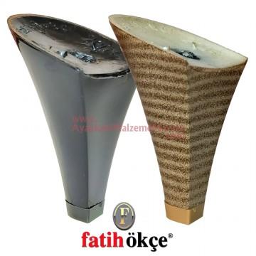 Fatih Zenne Plastik Ökçe - 11 P 2004