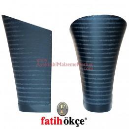 Fatih Zenne Plastik Ökçe - 11 P 2227