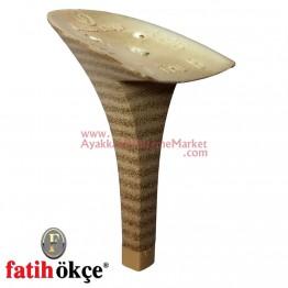 Fatih Zenne Plastik Ökçe - 11 P 3396