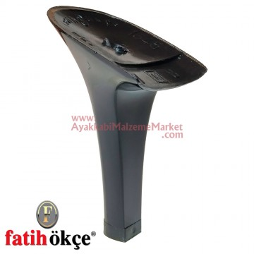 Fatih Zenne Plastik Ökçe - 13 P 1645