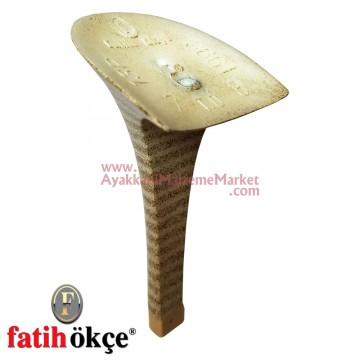 Fatih Zenne Plastik Ökçe - 13 P 3393