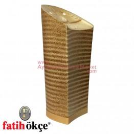 Fatih Zenne Plastik Ökçe - 15 P 3360