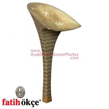 Fatih Zenne Plastik Ökçe - 15 P 3464