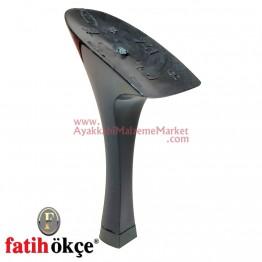 Fatih Zenne Plastik Ökçe - 15 P 741