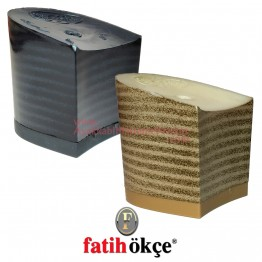 Fatih Zenne Plastik Ökçe - 7 P 003