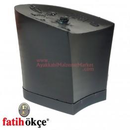 Fatih Zenne Plastik Ökçe - 7 P 2281