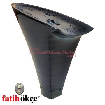 Fatih Zenne Plastik Ökçe - 9 P 2049