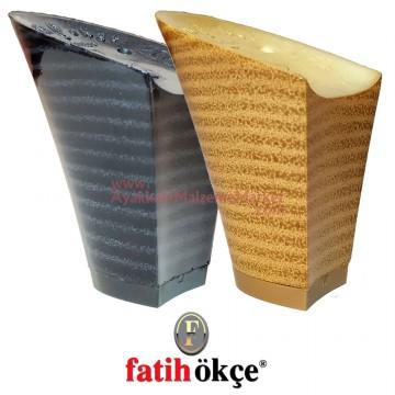 Fatih Zenne Plastik Ökçe - 9 P 2054