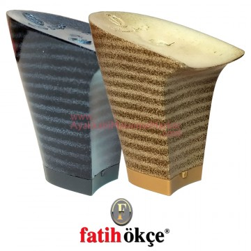 Fatih Zenne Plastik Ökçe - 9 P 2436