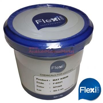 Flexi Krem Yağlı Deri Boyası 1 Kg - Mat