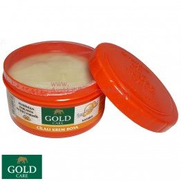 Gold Care Krem Boya Süngersiz 200 ml - Parlatıcı