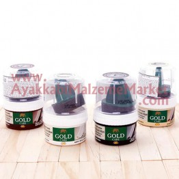 Gold Care Krem Boya Süngerli 50 ml